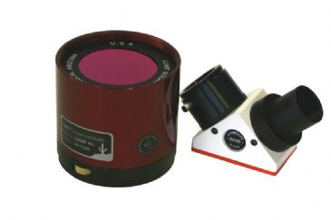 Lunt 60mm Ha Etalon-Filter-System with B600 blocking filter for 1.25'' focuser